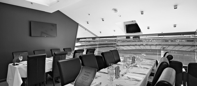 Vantage Point Events - AFL MCG Corporate Hospitality