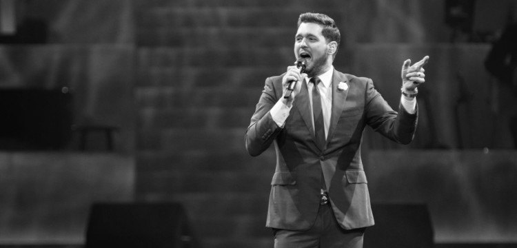Michael Buble Packages