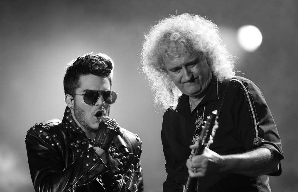 Queen and Adam | Vintage Point
