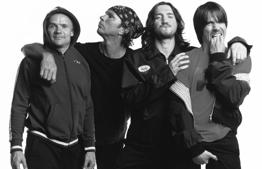 Red Hot Chili Peppers | The Vantage Point