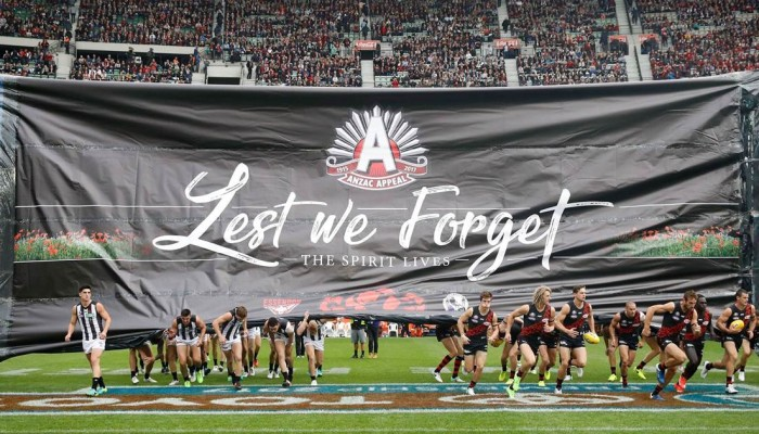 AFL ANZAC Day Corporate Hospitality