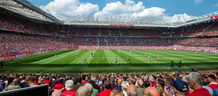 Manchester United FC Packages - No. 7 at Old Trafford