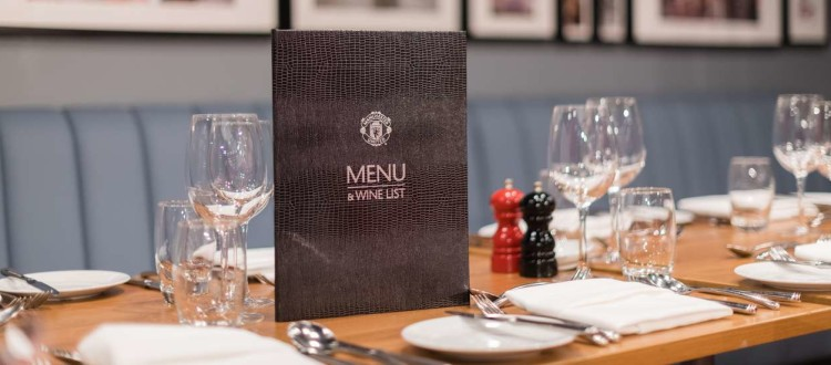 Manchester United FC Packages - Red Cafe